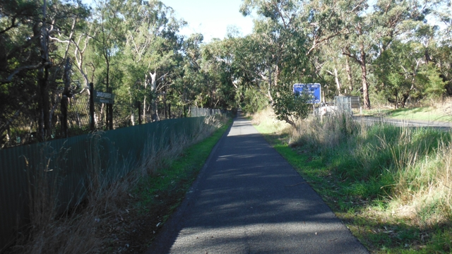 Great bike trails on Phillip Island