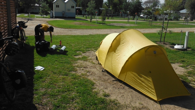 Camping in Inverloch