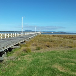 The third longest wooded jetty in Australia