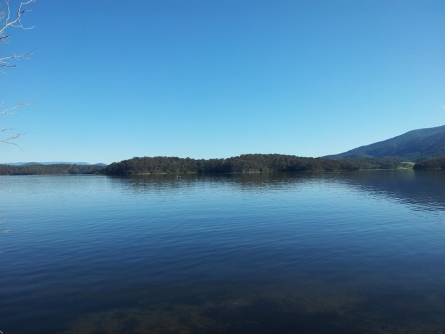 Lake Wallaga