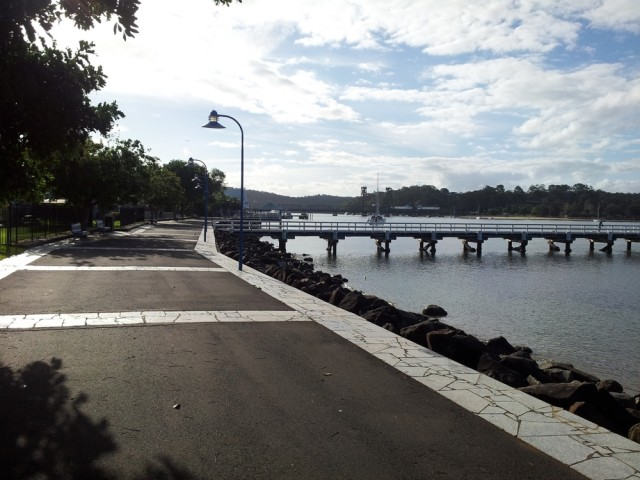 Batemans Bay foreshore