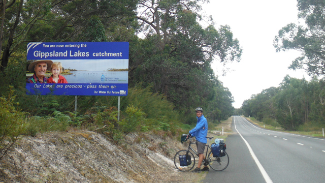Will entering the Gippsland Lakes region