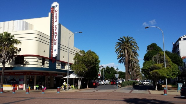 Grand old cinema in Port Macquarie