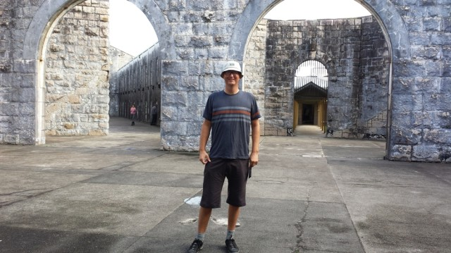 Will in the gaol