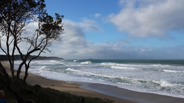 Coffs Beach